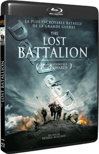 Batallón perdido ( The Lost Battalion ) (Blu-Ray)