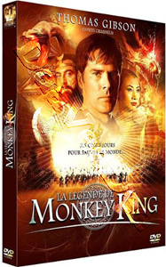 The Lost Empire: The Legend of the Monkey King (DVD)