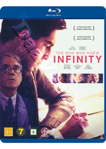 The Man Who Knew Infinity (Blu-Ray)