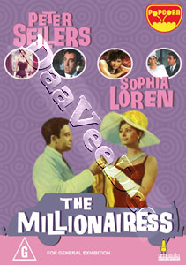 The Millionairess (DVD)
