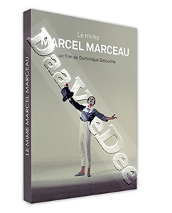 The Mime Marcel Marceau