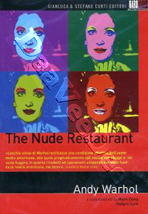 The Nude Restaurant (DVD)
