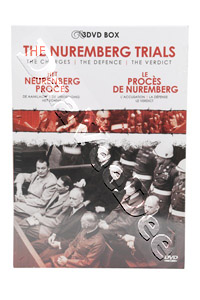 The Nuremberg Trials 3-DVD Box
