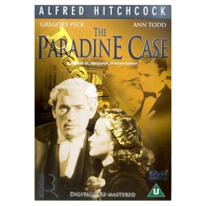 The Paradine Case (DVD)