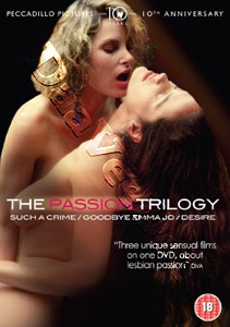 The Passion Trilogy (DVD)