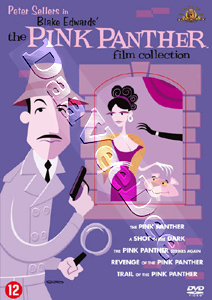 The Pink Panther 5-DVD Collection