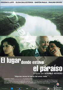 The Place That Was Paradise (DVD)