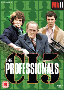 The Professionals (Series 2) - 5-DVD Box Set (DVD)