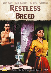 Casta indomable ( The Restless Breed (1957)  ) (DVD)