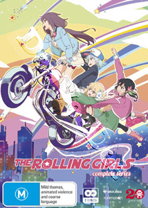 The Rolling Girls Complete Series