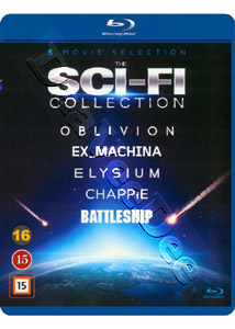 The Sci-Fi Collection 5-Disc Set
