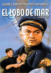 The Sea Wolf (1941) (DVD)