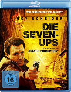 Die Seven-Ups ( The Seven-Ups ) (Blu-Ray)