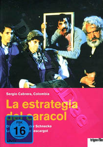 The Snail's Strategy (DVD)