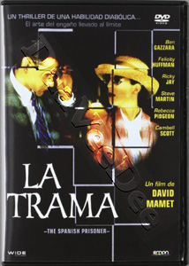 The Spanish Prisoner (1997)  (DVD)