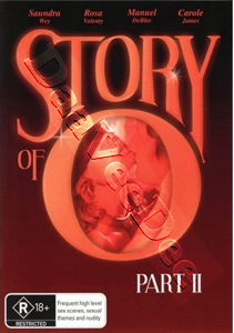 The Story of O Part 2 (DVD)