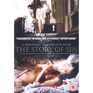 The Story of Sin (DVD)