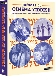 The Treasures of Yiddish Cinema 4-DVD Boxset (DVD)