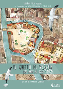The Venice Ghetto, 500 Years of Life (DVD)