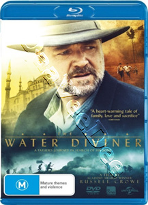 The Water Diviner (2014) (Blu-Ray)