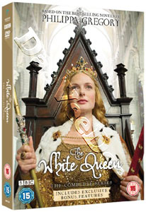 The White Queen - Complete Series - 4-DVD Box Set (DVD)