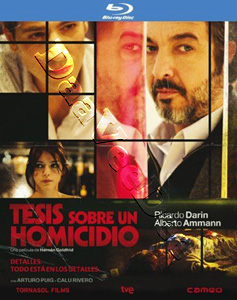Thesis on a Homicide (Blu-Ray)