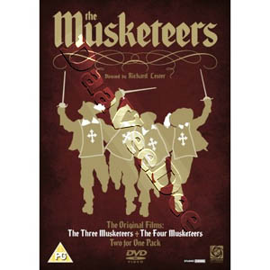 The Three Musketeers / The Four Musketeers (DVD)