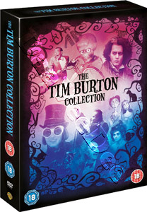 Tim Burton Collection - 8-DVD Box Set (DVD)