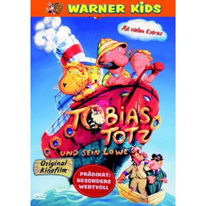 Tobias Totz and his Lion (DVD)
