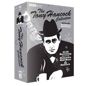 Tony Hancock Collection (37 Episodes) - 8-DVD Box Set (DVD)