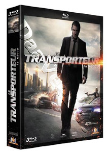 Transporter: The Series - 3-Disc Box Set (Blu-Ray)
