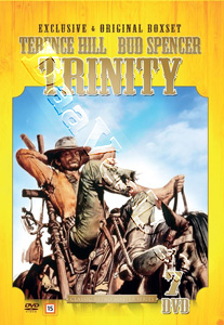Trinity Collection 7-DVD Box set (DVD)