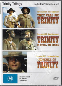Trinity Trilogy  (DVD)