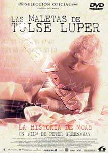 Tulse Luper Suitcases (DVD)