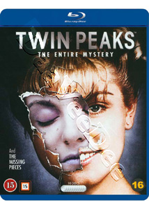 Twin Peaks - The Entire Mystery - 10-Disc Box Set (Blu-Ray)