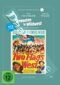 Entre dos juramentos ( Two Flags West (1950) ) (Blu-Ray)