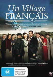 A French Village (Vol.1 - Ep. 1-12) - 4-DVD Set (DVD)