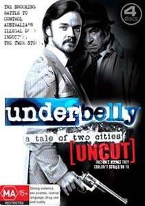 Underbelly: A Tale of Two Cities - 4-DVD Set - DaaVeeDee