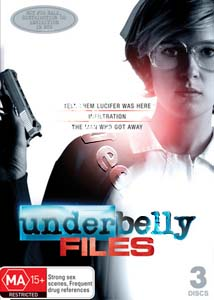 Underbelly Files Collection - 3-DVD Box Set (DVD)