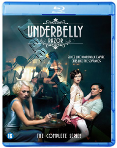 Underbelly Razor 3-Disc Set