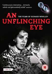An Unflinching Eye - Richard Woolley Films - 4-DVD Box Set (DVD)