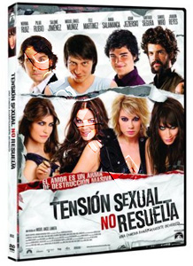 Unresolved Sexual Tension  (DVD)