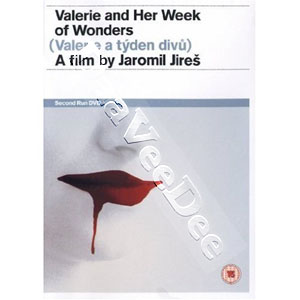 Valerie and Her Week of Wonders (DVD)