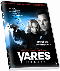 Vares - Private Eye (DVD)