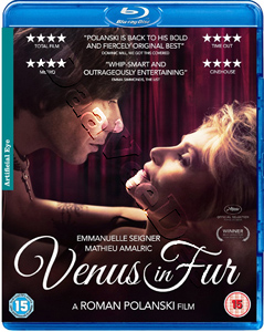 Venus in Fur (Blu-Ray)