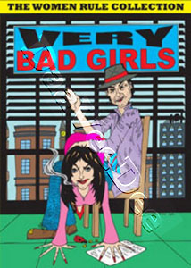 Very Bad Girls - The Women Rule Collection (12 Films) - 3-DVD Set (DVD)