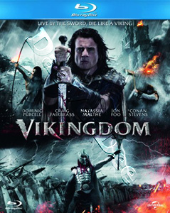Vikingdom (Blu-Ray)