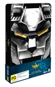 Voltron: Lion Force Collector's 9-DVD Tin Set