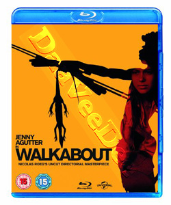 Walkabout (1971)  (Blu-Ray)