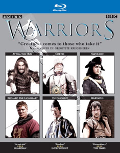 Warriors - 6-Disc Box Set (Blu-Ray)